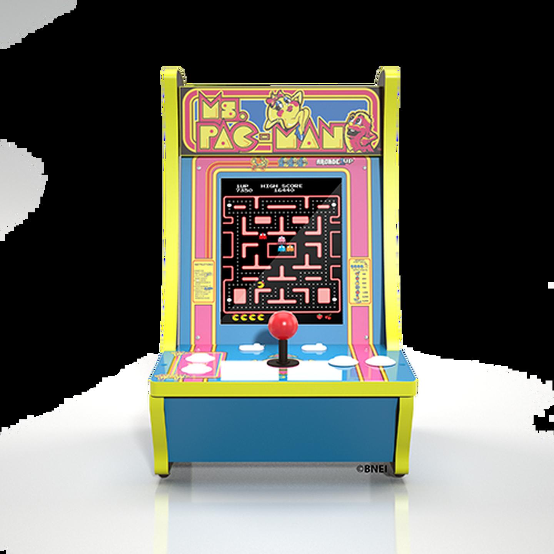 Mrs Pac-Man Countercade