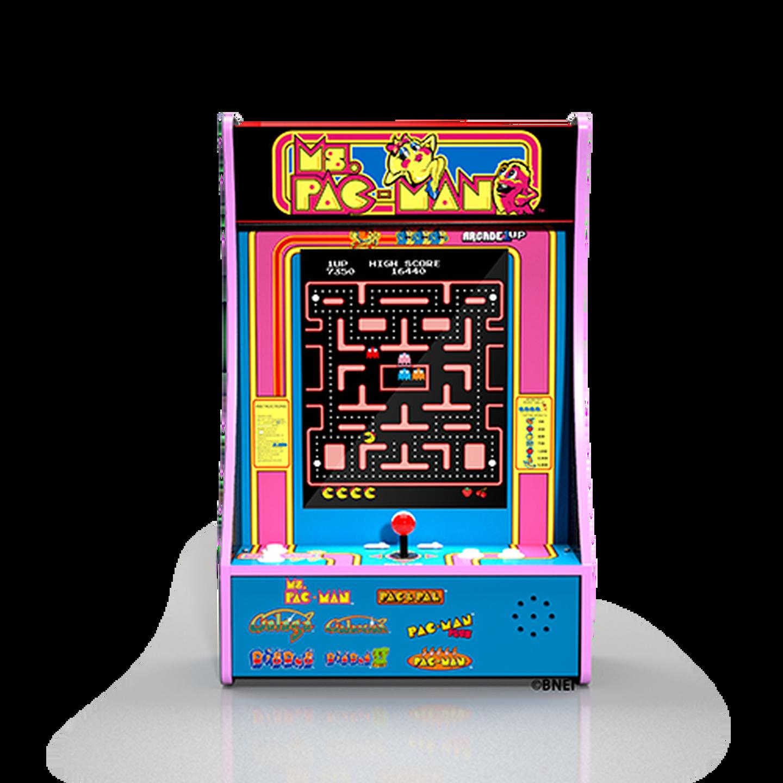 Mrs Pac-Man Partycade