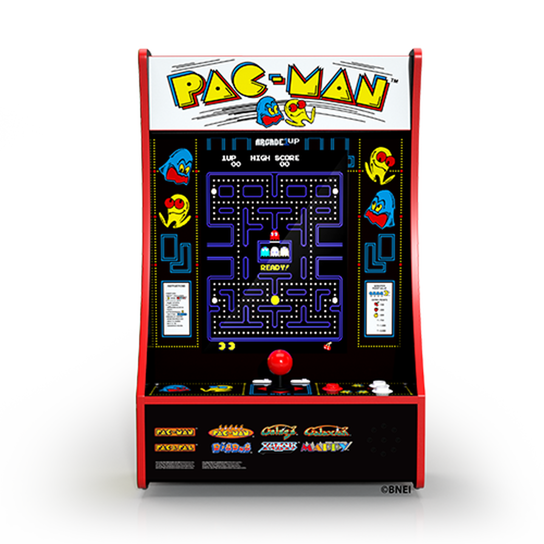 Pac-Man Partycade
