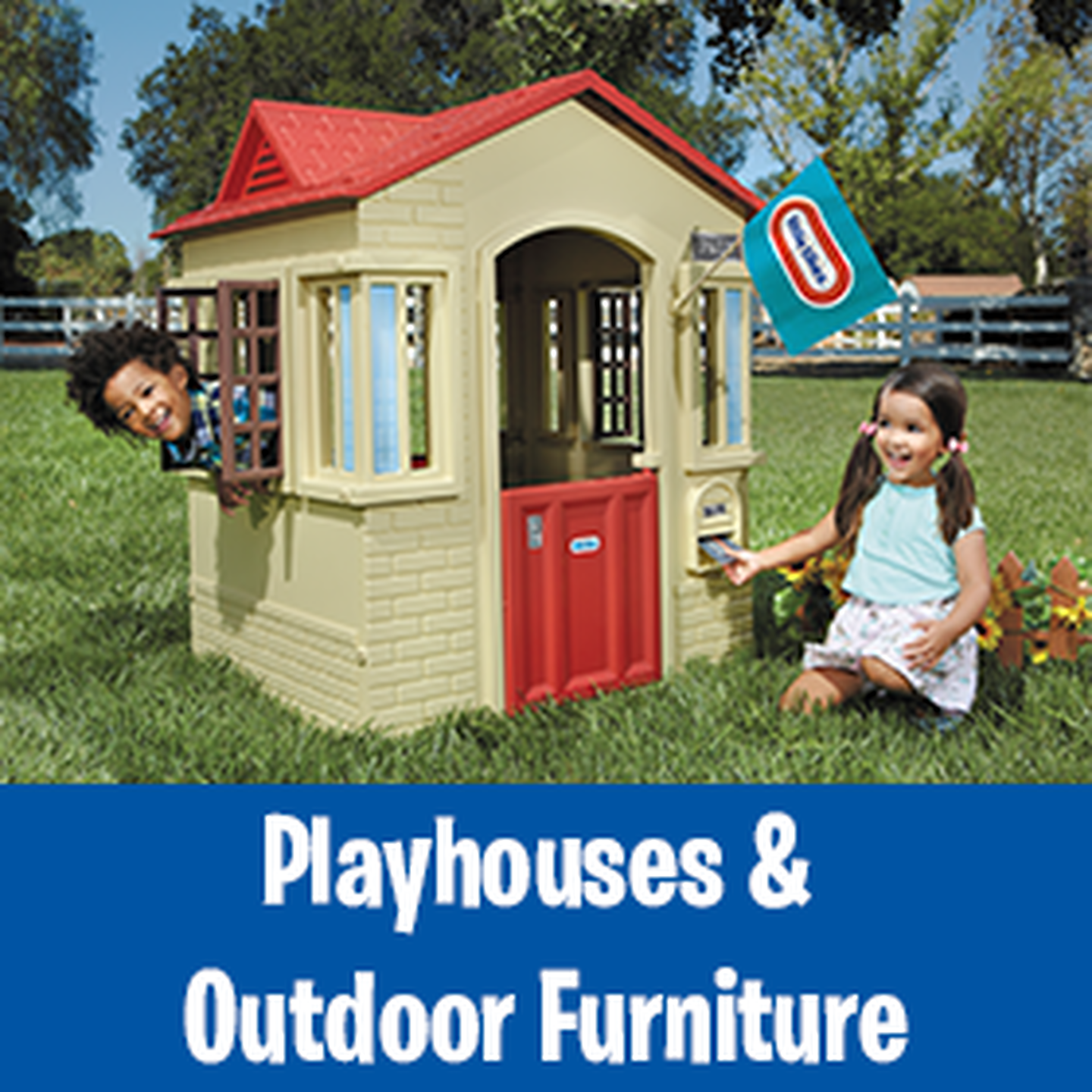 Playhouses & Outdoor Furniture