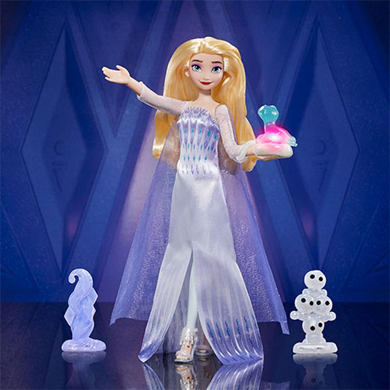 Talking Elsa