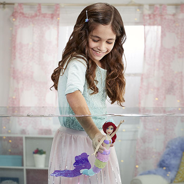 Colour Reveal Ariel