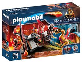 Playmobil - Burnham Raiders Dragon Training