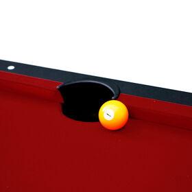 Spartan 6-foot Pool Table - Black