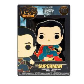 Funko Pop! Pin: Justice League - Superman
