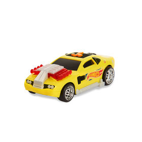 Hot Wheels Pop Racers Car - Hollowback - R Exclusive