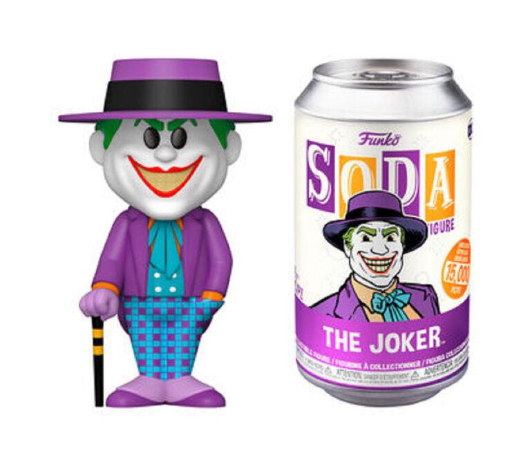 Figurine en Vinyle Joker par Funko SODA Batman
