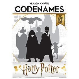 Codenames: Harry Potter - Édition anglaise