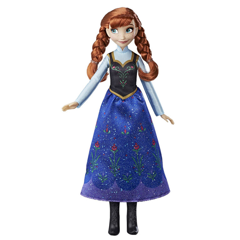 Disney Frozen Classic Fashion - Anna.