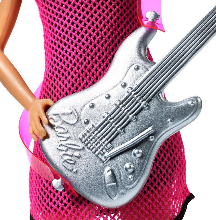 Barbie Musician Doll