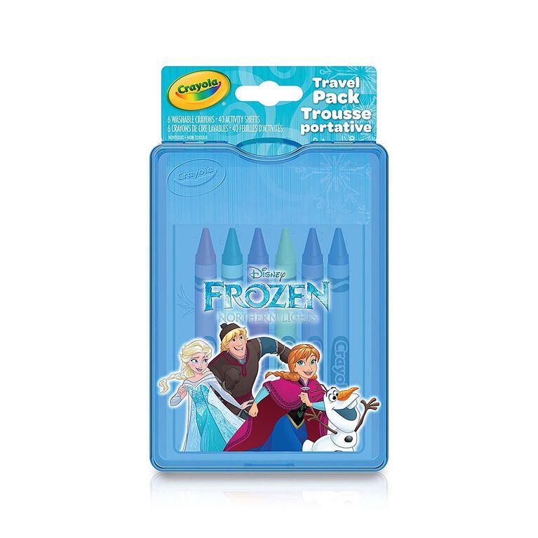 Trousse portative La Reine des neiges Disney