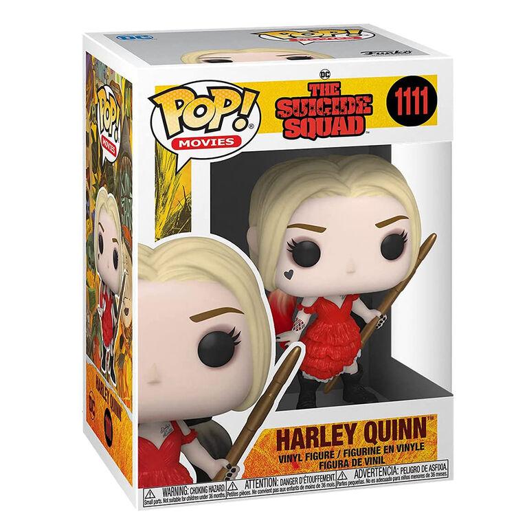 Figurine en Harley Quinn (Dress)  par Funko POP! The Suicide Squade