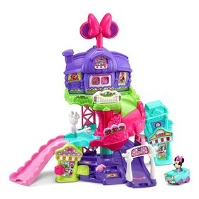 VTech Go! Go! Smart Wheels Minnie Mouse Around Town Playset - Édition anglaise