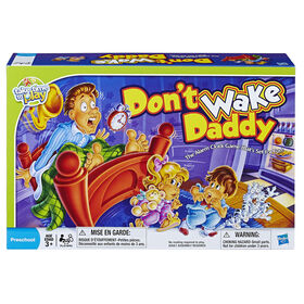 Hasbro Gaming - Ne pas réveiller papa - Édition anglaise