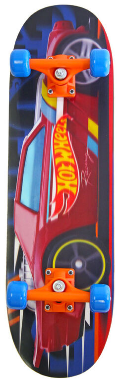 Hot Wheels - 3D Skateboard - 28""