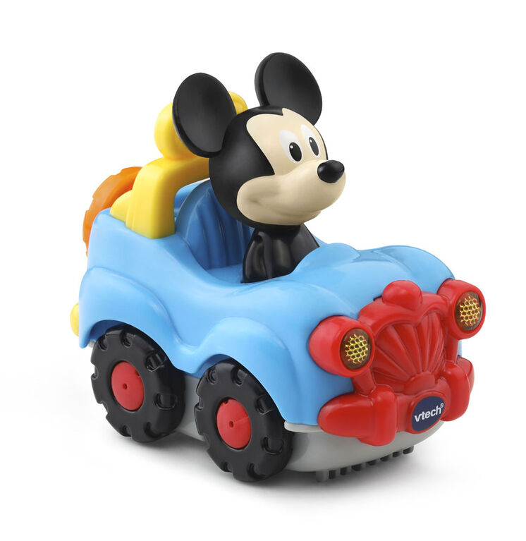 Vtech Go! Go! Smart Wheels - Disney Mickey SUV - English Edition