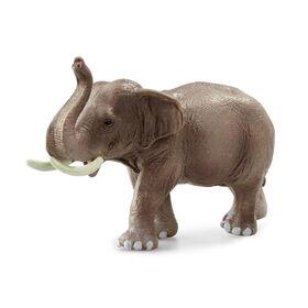 Awesome Animals - Figurines de la jungle - Les couleurs et les motifs peuvent varier
