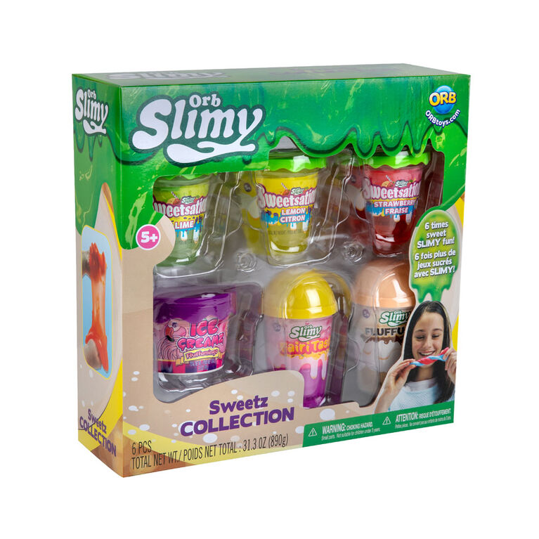 ORB Slimy  Super Set - Collection Douce.