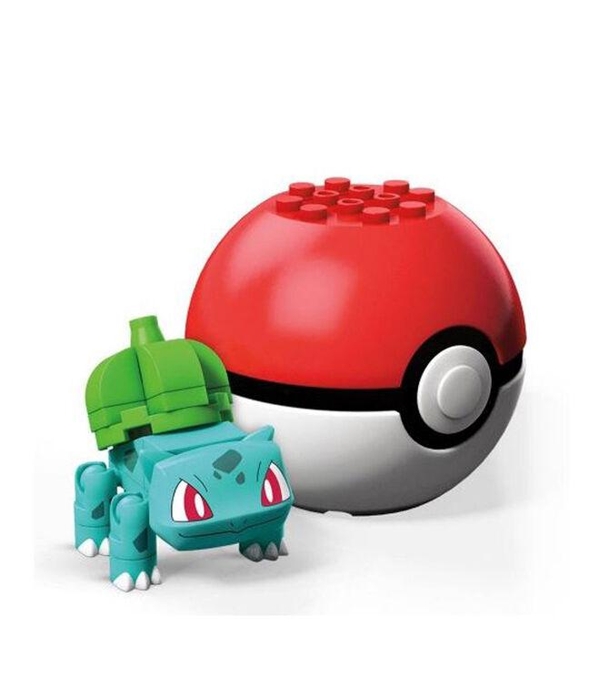 Mega Construx Pokémon Bulbasaur Figure