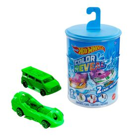 Hot Wheels Color Reveal 2-Pack - Styles May Vary