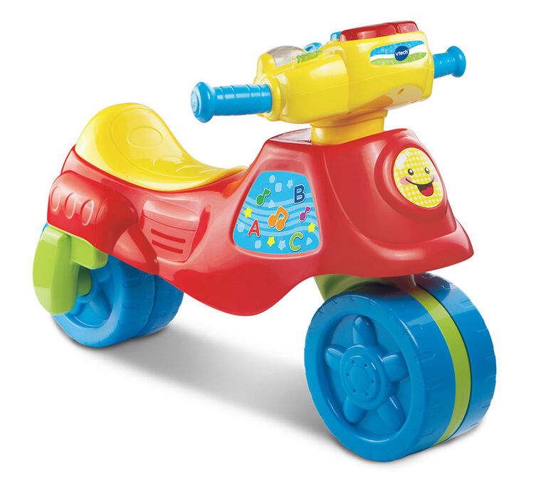 Vtech 2 In 1 Learn Zoom Motorbike English Edition Babies R