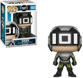Funko Pop! Movies: Ready Player One - Sixer Vinyl Figure