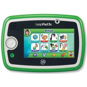 Tablette éducative LeapPad3x verte - Édition française.