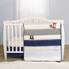 Baby's First By Nemcor Nursery Crib Set