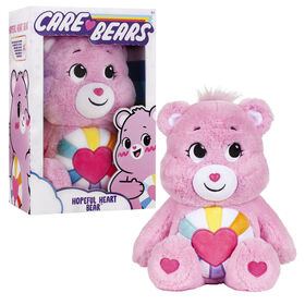 Care Bears Hopeful Heart Bear Plush - R Exclusive