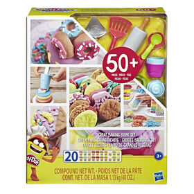 Play-Doh Great Baking Book Play Food Set - R Exclusive