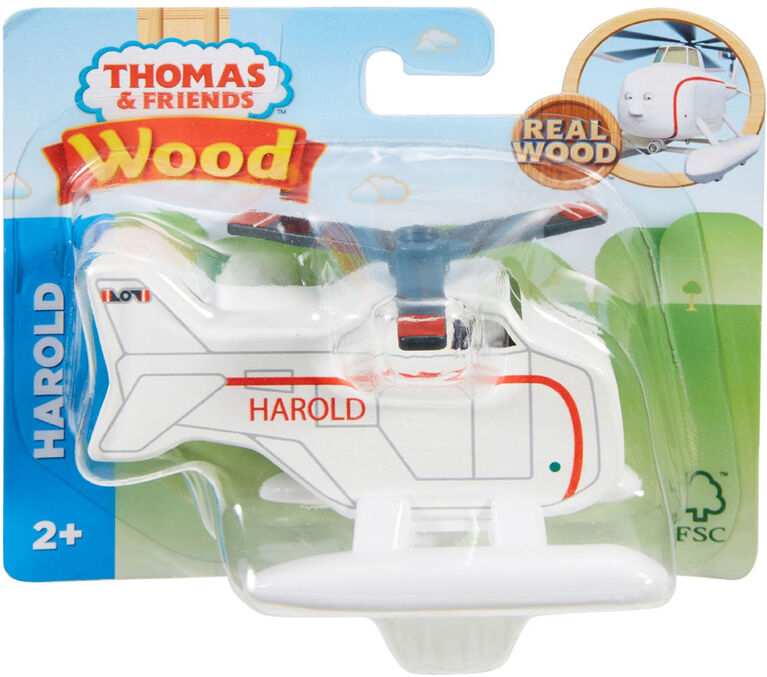 Fisher-Price Thomas & Friends Wood Harold