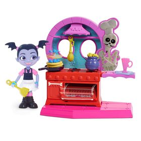 Vampirina Spooky Fun Playset - Fangtastic Kitchen Set