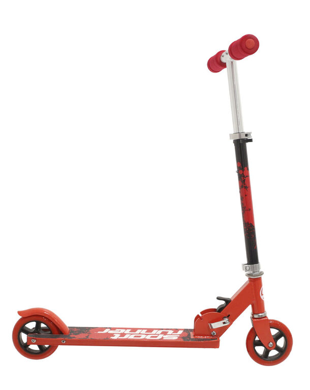 Sport Runner Premium Series Kick Scooter - Red