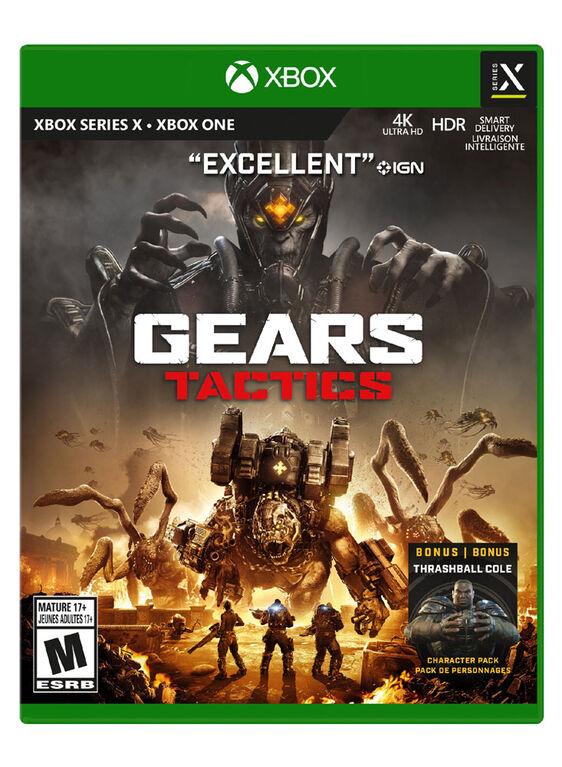 Xbox Gears Tactics