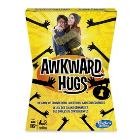 Hasbro Gaming - Awkward Hugs game