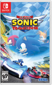 Nintendo Switch - Team Sonic Racing