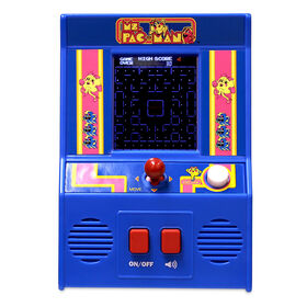 Arcade Classics - Ms. Pac-Man Retro Mini Arcade Game