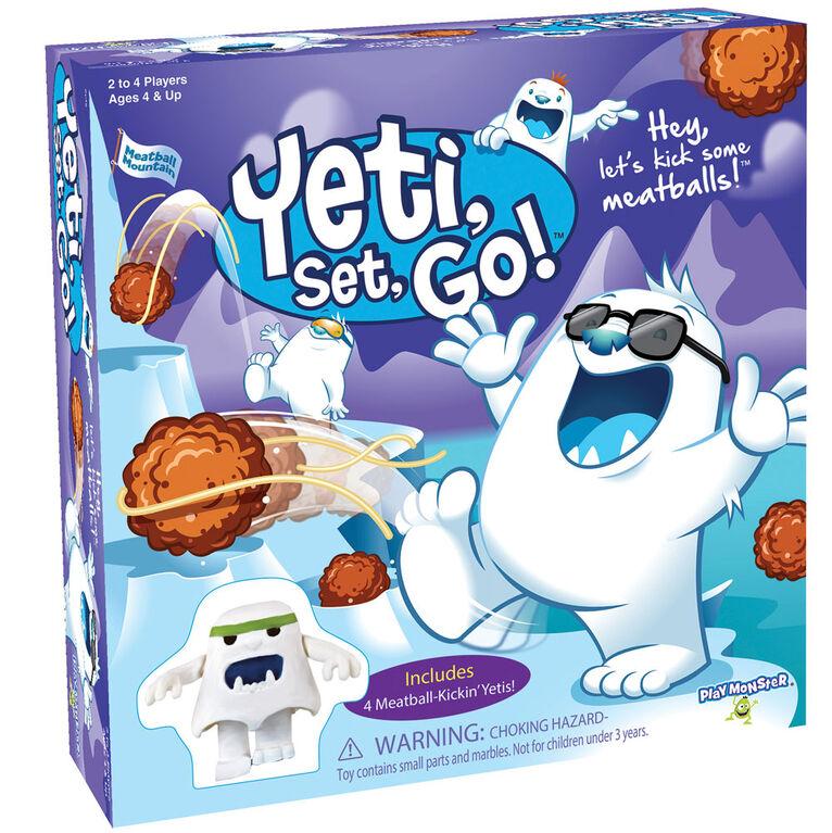 Yeti Set Go! Game