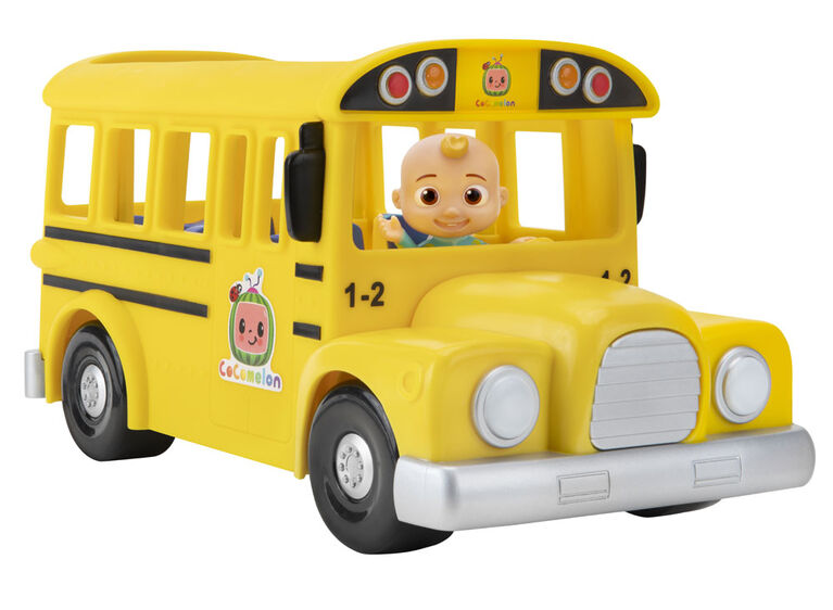 CoComelon - Autobus scolaire jaune musical - Édition anglaise