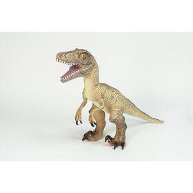 Animal Planet - Velociraptor en mousse de 30 cm