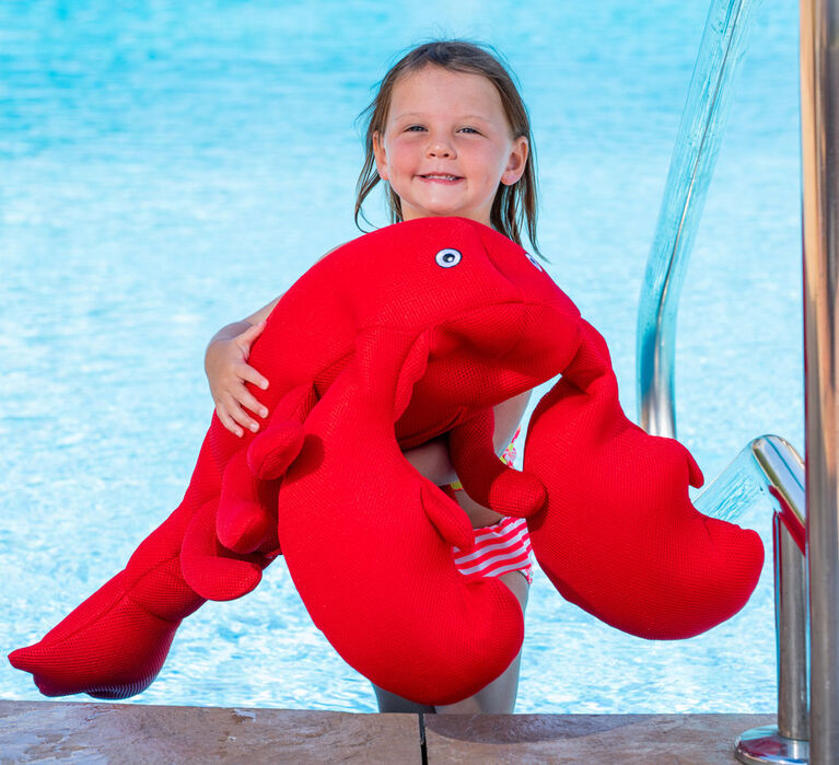Lobster Float Swimming Pools Red