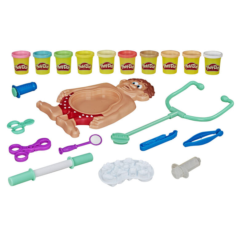Play-Doh Classic Fix Me Up Doc Playset - R Exclusive