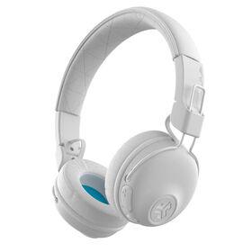 JLab Audio Studio BT Wireless On-Ear Headphones White