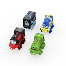 Thomas & Friends Minis 4-Pack - Pack #1