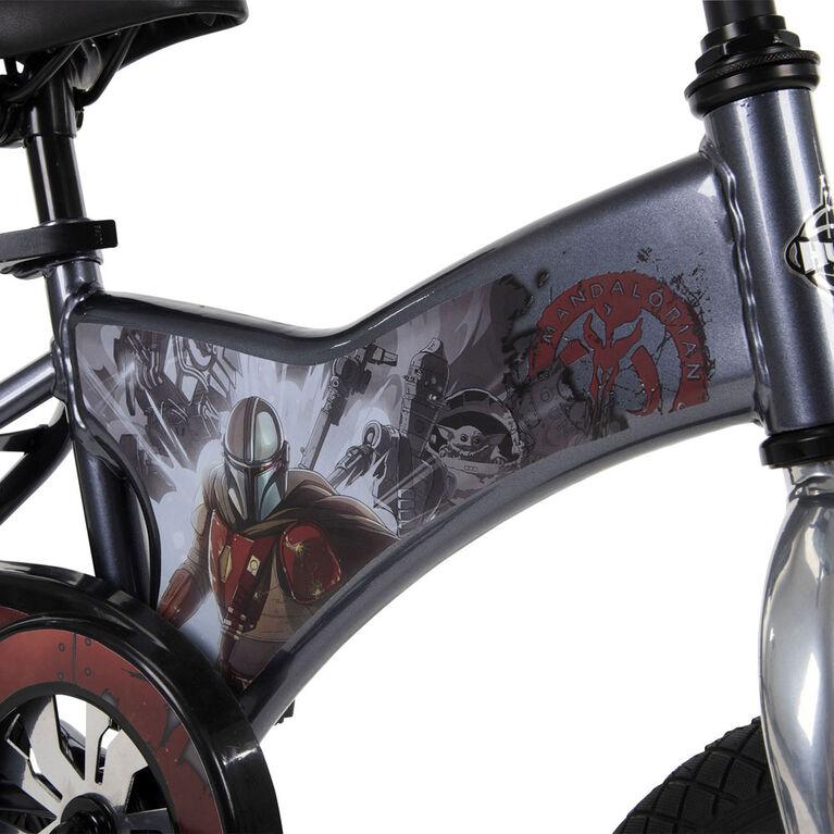 Star Wars Mandalorian par Huffy - Vélo 16 pouces  - Notre exclusivité