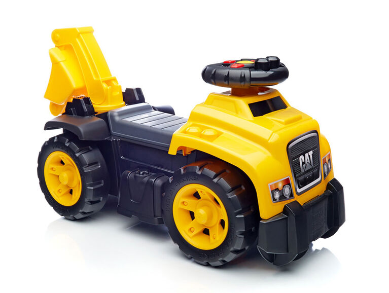 Mega Blocks CAT 3-in-1 Excavator Ride-On
