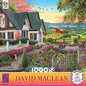Ceaco: David Maclean - Hilltop Puzzle 1000 Piece