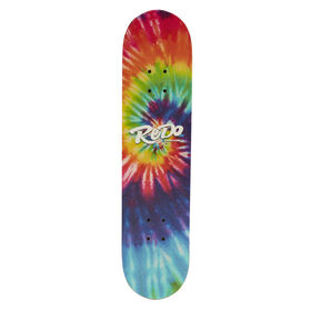 Redo Viibes Pop Tie Dye Skateboard - R Exclusive