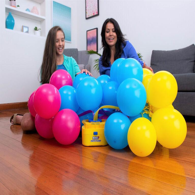 24 ballons BunchOBalloons en latex à fermeture automatique de 11pouces (28cm) (ballons sarcelle) de ZURU