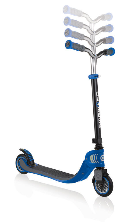 Flow 125 Scooter Pliable - Bleu